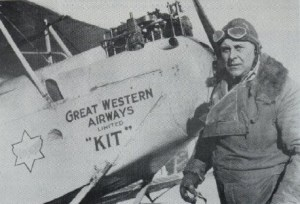 Jock Palmer – The Grandfather of Alberta Aviation