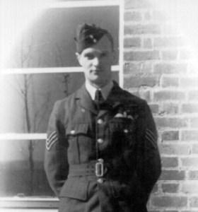 Sgt. (Pilot) Albert Stanley Prince
