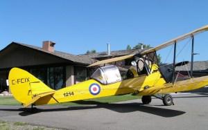 De Haviland Tiger Moth