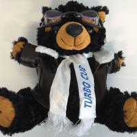 STUFFED ANIMAL – Turbo