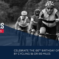 The Royal Air Force Benevolent Fund: The Dambusters Ride – 56 miles