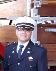 Luis Fernando Salas Sánchez, Director Operativo
