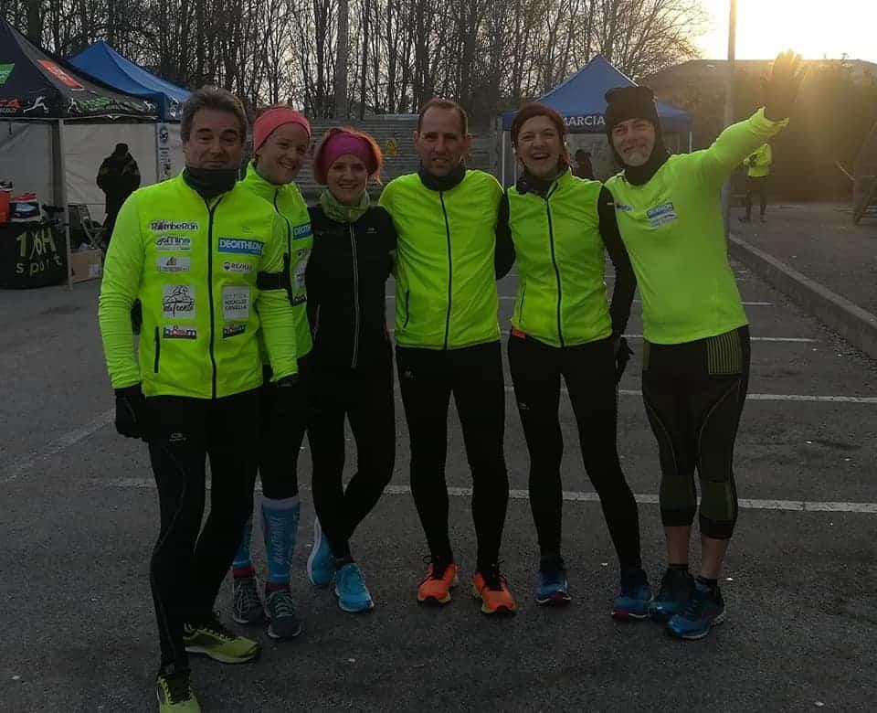 Road to Maratonina della vittoria!