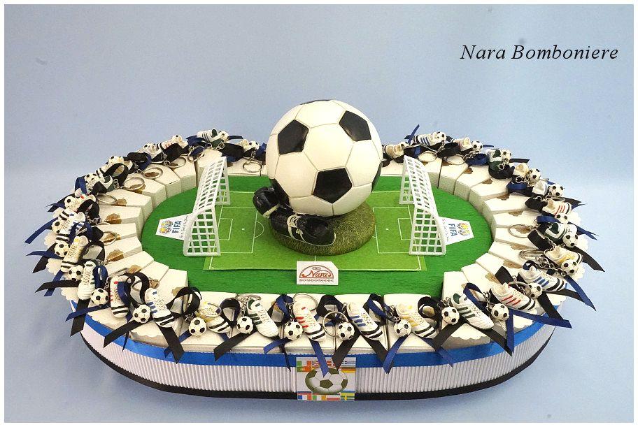 Matrimonio Tema Juventus : Bomboniere calcio originali