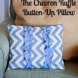 Make a Ruffle Pillow