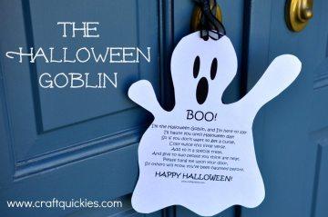 halloween goblin cover