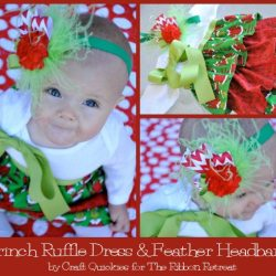 Guest Posting for The Ribbon Retreat: The Grinch!