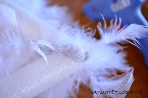 Feathered Wreath Tutorial2