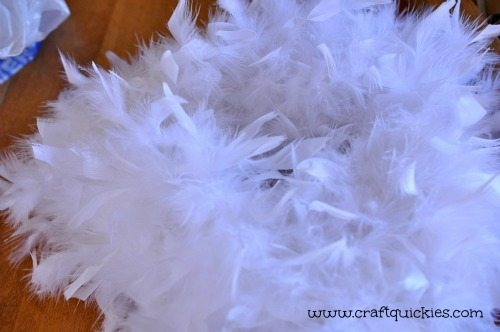 Feathered Wreath Tutorial4