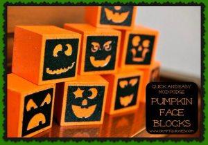 Pumpkin Blocks Cover