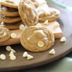 Root Beer Pudding Cookies