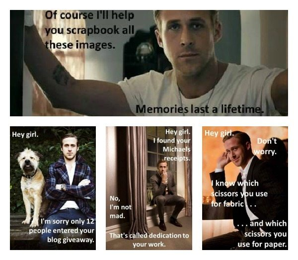 Hey Girl Collage