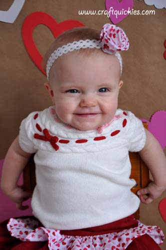 How to Set Up a Valentine's Day Photo Shoot from Craft Quickies 11