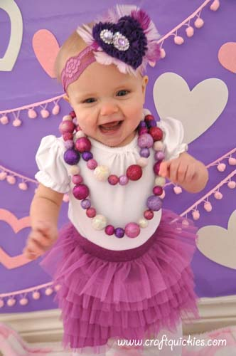 How to Set Up a Valentine's Day Photo Shoot from Craft Quickies 15