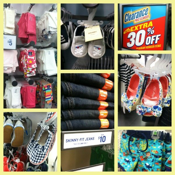 Looking Styling' with the Old Navy Kid & Baby Sale