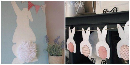Bunny Butt Crafts