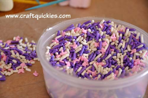 Bunny Marshmallow Dippers from Craft Quickies 3
