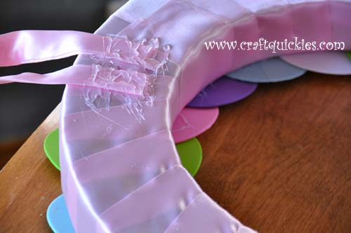 Hippity Hop Simple Easter Wreaths from Craft Quickies 5