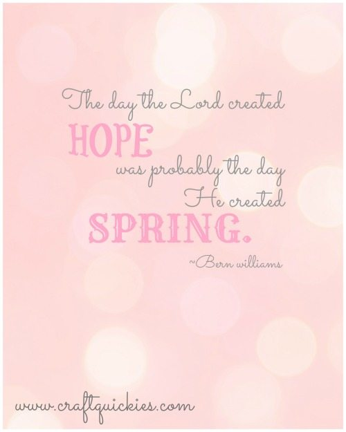 Spring Printable from Craft Quickies Blog Pic Version