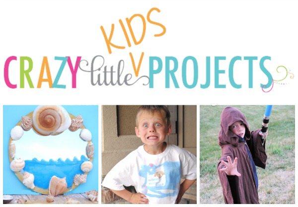 Sunday Spotlight on Crazy Little Projects