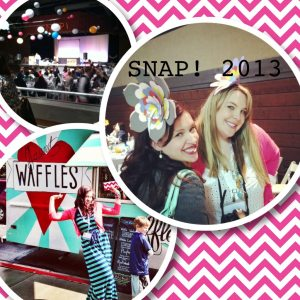 The Skinny on SNAP from a Newbie's Perspective! by Sarah of Craft Quickies