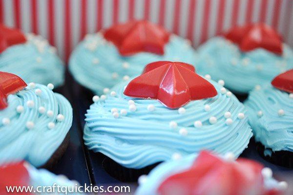 Patriotic Cupcakes-8