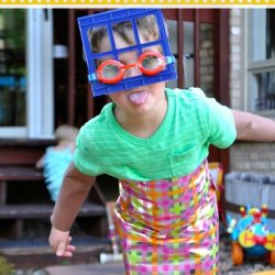Crafting with Kids: Robot Creativity