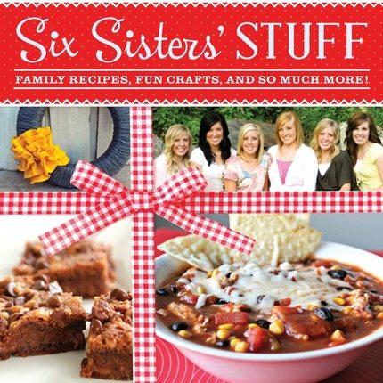 Six Sisters Stuff Cookbook