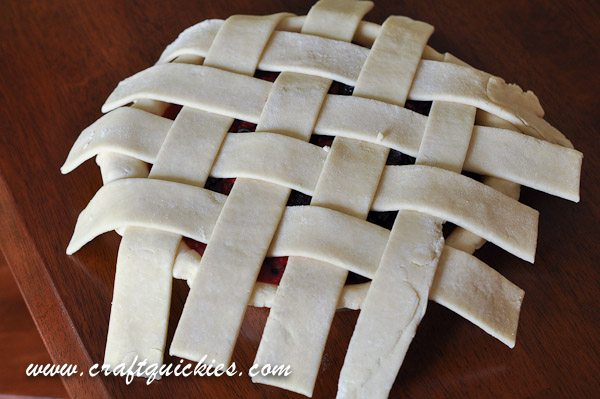 razzleberry pie crust