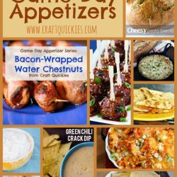 Football Blog Hop: 10 Perfect Game Day Appetizers
