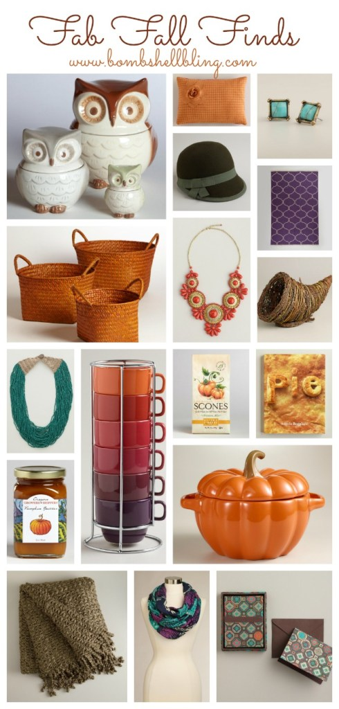 Fab Fall Finds from Cost Plus World Market