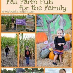 Fall Family Farm Fun