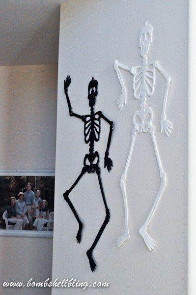 Glitter Skeletons-6