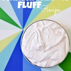 Homemade Marshmallow Fluff recipe. Surprisingly simple! Yum!