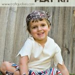 Pirate Costume and Play Kit