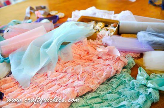 Vintage Flair Rolled Flower Headband from Craft Quickies-1
