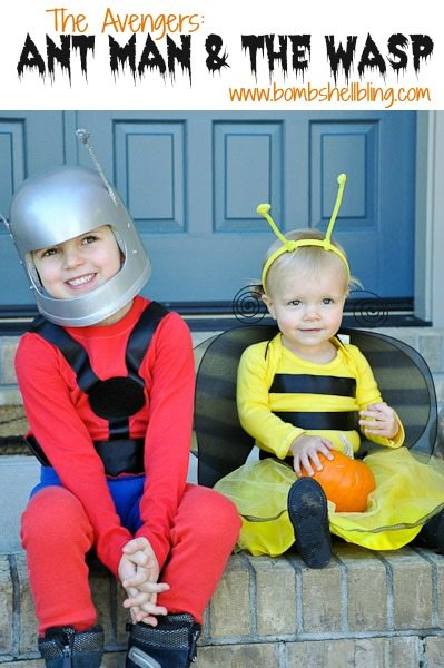 Ant Man and The Wasp Costumes
