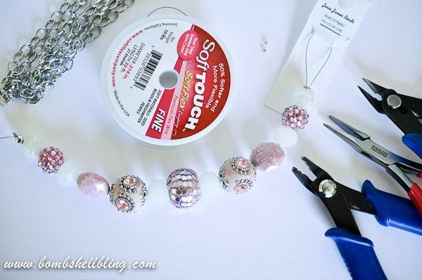 Breast Cancer Awareness Bracelets-1