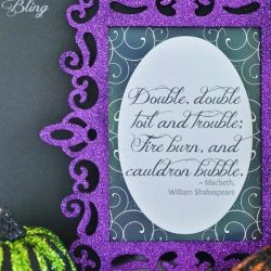 A Witchy Macbeth Printable