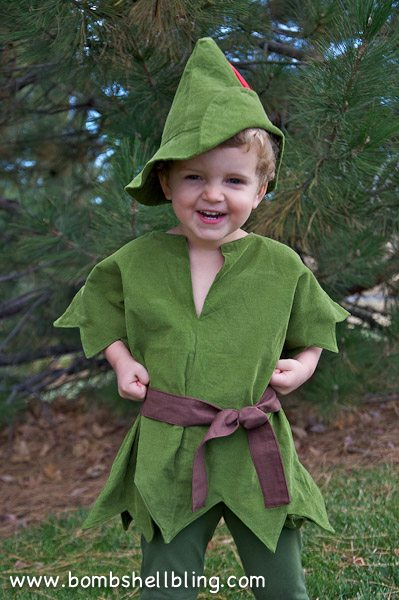 Peter Pan Costume-1
