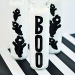 Quick & Easy Ghost Candles
