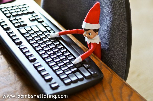 Elf on the Shelf Ideas-10
