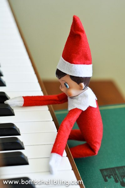 Elf on the Shelf Ideas-5