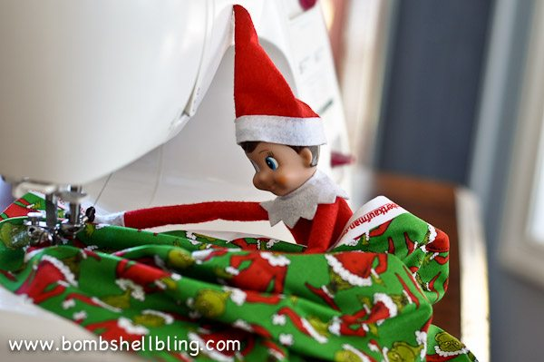 Elf on the Shelf Ideas-55