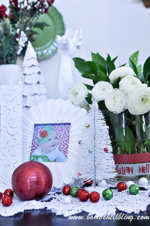 Christmas Plate Wall-4