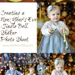 Creating a New Year's Eve Photo Shoot