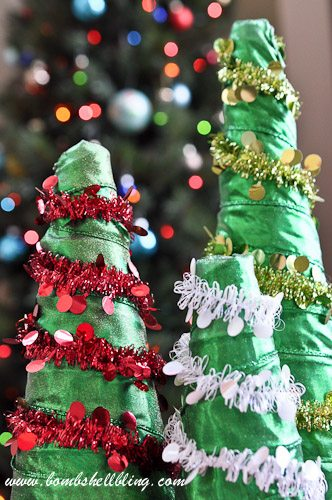 Foam for the Holidays Trees-14