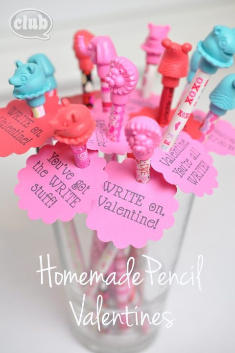 ?Homemade-pencil-Valentine-craft-for-kids