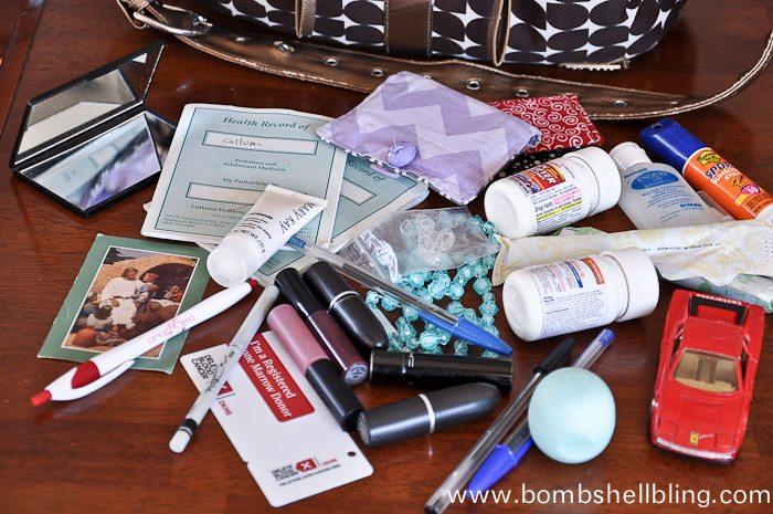A Glimpse Inside My Handbag-6
