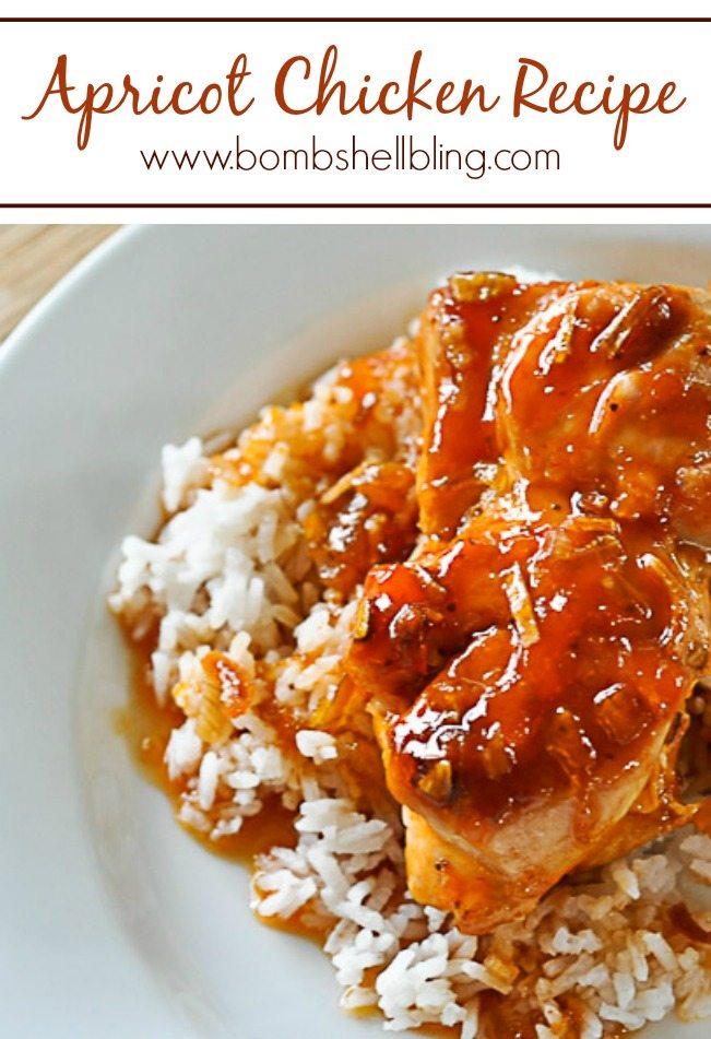 Apricot Chicken Recipe